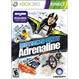 MotionsSports: Adrenaline - Kinect Required - Xbox 360 Standard Editionby Ubisoft
