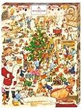 Niederegger Adventskalender Wichtelwerkstatt, 1er Pack (1 x 500 g)