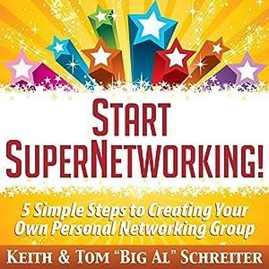 Start SuperNetworking! Audiobook