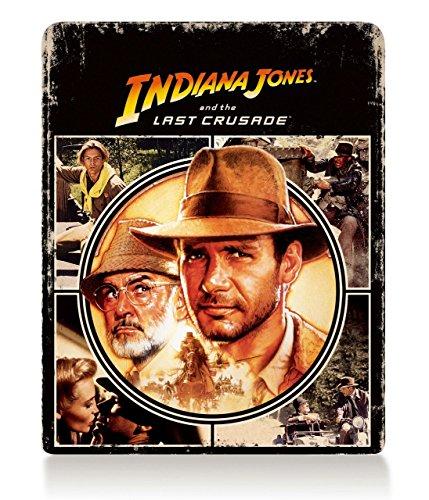 インディ・ジョーンズ 最後の聖戦 スチールケース仕様(完全数量限定) [Blu-ray]