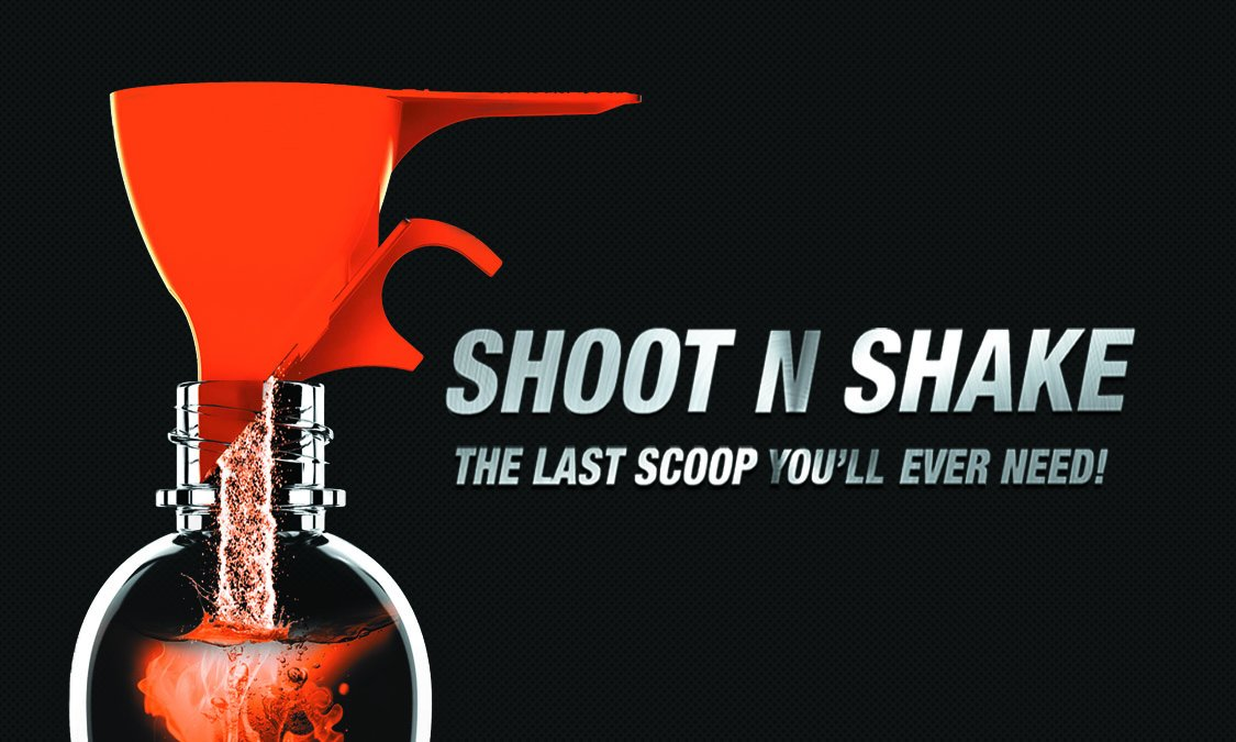 ShootNShake Scoops The Scoop Perfected, 30 and 90cc