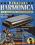 Hammje : Débutant Harmonica (+ 1 CD) méthode - Rébillard