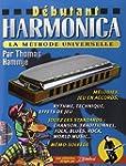 Hammje : D�butant Harmonica (+ 1 CD)...