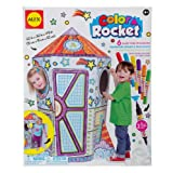 ALEX Toys Craft Color A Rocket Children's Kit
