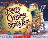 Merry Christmas, Stinky Face (0439635772) by McCourt, Lisa
