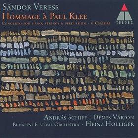 Hommage � Paul Klee : VI Gr�n in Gr�n - Andante