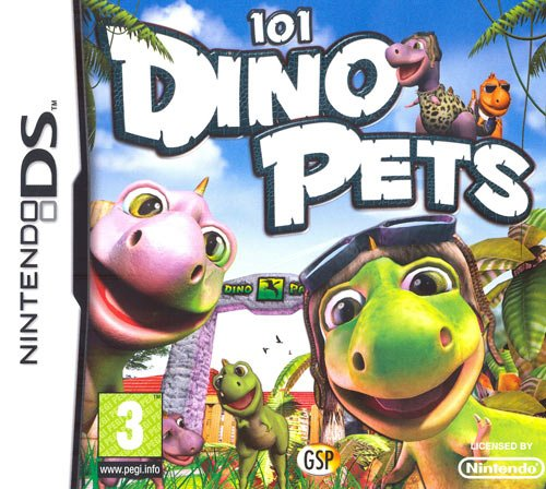 Dinopets Ds front-313398