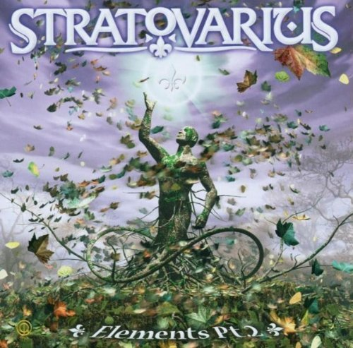Elements 2 by Stratovarius (2003) Audio CD