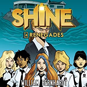 Shine #4 Audiobook