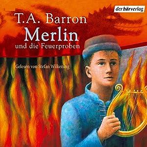 Merlin und die Feuerproben (Folge 3) Hörbuch