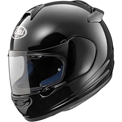 New 2015 ARAI CHASER-V SOLID Motorcycle Helmet In Metalic Black