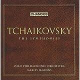 Tchaikovsky: Complete Symphoniesby P.I. Tchaikovsky
