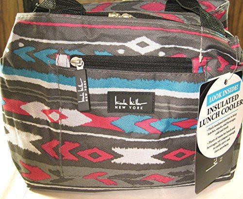 nicole-miller-of-new-york-insulated-lunch-cooler-chevron-multi-color-11-lunch-tote-by-nicole-miller