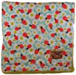 "Consider Yourself Hugged 18""x18"" Lovie Blanket, Lady Bug"