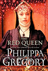 "Cover of ""The Red Queen: A Novel (The Cou..."