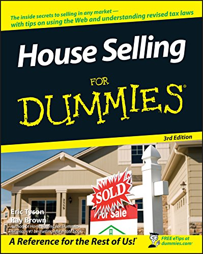 Download House Selling For Dummies