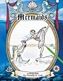 img - for Mermaids: a coloring book book / textbook / text book