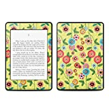 【Kindle Paperwhite スキンシール】 DecalGirl - Button Flowers ランキングお取り寄せ