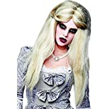 Zombie Blonde & Grey Wig