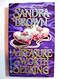 img - for A Treasure Worth Seeking [Candlelight Ecstacy Romance - 59] book / textbook / text book