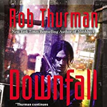 Downfall: Cal Leandros, Book 9 Audiobook by Rob Thurman Narrated by MacLeod Andrews