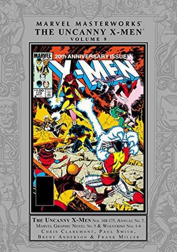 Mmw Uncanny X-Men HC 09 (Marvel Masterworks: the Uncanny X-Men)