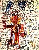 echange, troc Jean-Michel Basquiat, Nathalie Prat, Fondation Dina Vierny-Musée Maillol - Jean-Michel Basquiat