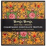 Booja Booja Organic Artist's Collection Champagne Chocolate Truffles 200 G