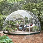 Garden-Igloo Pavillon / Gew�chshaus /...