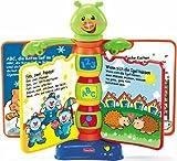 Mattel H8167-0 - Fisher-Price Lernspaß Liederbuch hergestellt von Mattel