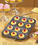 Debbie Mayer Cupcake Genius. 12 Cup Surprise Cupcake or Muffin Pan