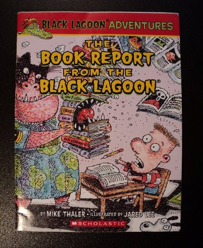 the book report from the black lagoon level