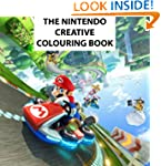 The Nintendo Creative Colouring Book:...