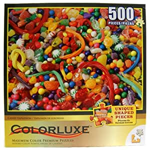 Colorluxe Puzzle Candy Explosion 500 Pcs