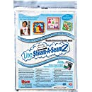 "Warm Company Steam-A-Seam Lite 2 Double Stick Fusible Web 9""X12"" Sheets 5/Pkg"