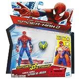 Marvel Amazing Spider-Man 2 Spider Strike Shock Surge Spider-Man Figure