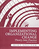 Implementing Organizational Change: Theory Into Practice (2nd Edition)