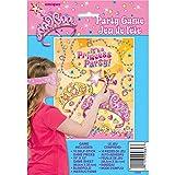 Pretty Princess Birthday Party Game