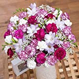 Bunches Berry Charm Bouquet - Flowers and Chocolates with Free UK Delivery