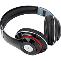 Soundlogic Over-Ear 3.5mm Wireless Bluetooth Headphones