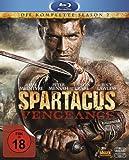 BluRay Spartacus - Vengeance [Blu-ray] [Import allemand]