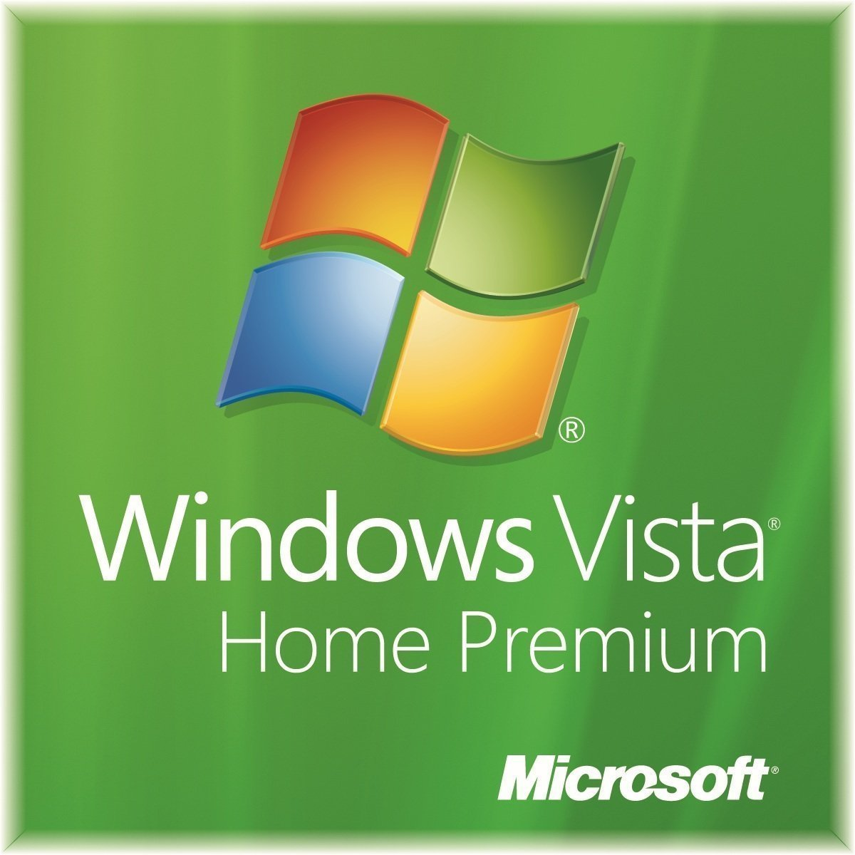 Microsoft Windows Vista Home Premium SP2 64-Bit DVD + Genuine Product Key