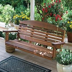 Awe Inspiring Reviews Great American Woodies Western Red Cedar 4 Feet Customarchery Wood Chair Design Ideas Customarcherynet