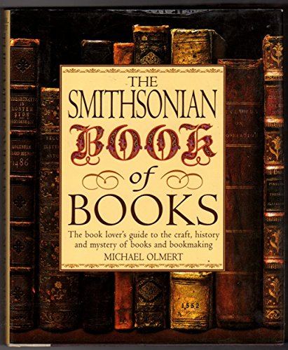 The Smithsonian Book of Books, Olmert, Michael
