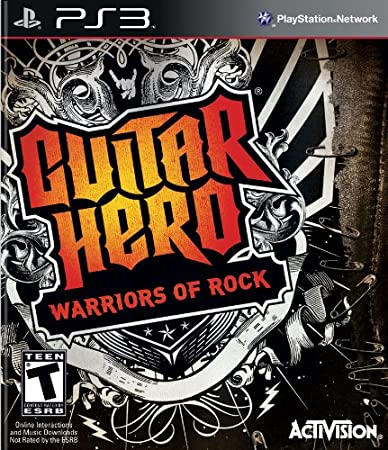 Guitar Hero: Warriors of Rock Stand-Alone Software