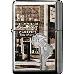Zippo High Polish Chrome Vintage Windproof Lighter