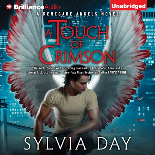 A Touch of Crimson (Renegade Angels)