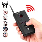 vapeonly CC308 Anti-Spy Camera Hidden RF Signal Bug Detector Mini Wireless Camera Radio Wave Signal GSM Device Finder Laser Detector