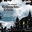 Die schönsten Weihnachtskrimis Audiobook by Agatha Christie, Arthur Conan Doyle, Edgar Wallace, Georges Simenon, Ellis Peters, Christianna Brand Narrated by Oliver Kalkofe, Beate Himmelstoß, Peter Fricke, Walter Renneisen, Friedhelm Ptok, Wanja Mues