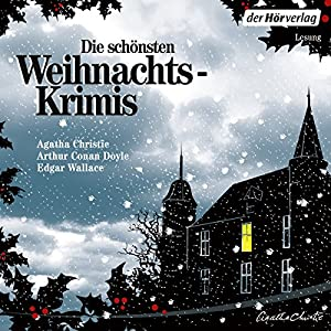 Die schönsten Weihnachtskrimis Hörbuch